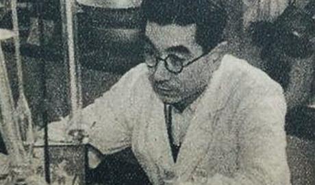 桂 廣太郎 桂化学研究所 創立