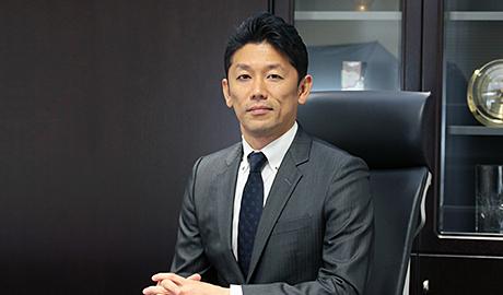 桂 良太郎 代表取締役社長就任