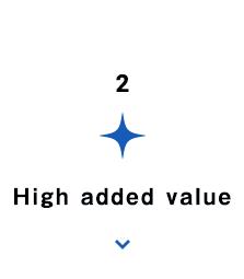 POINT2 高付加価値