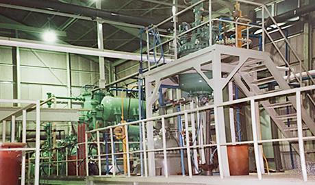 相模工場、第一及び第二製造所の増設及び生産設備の大型化を実施