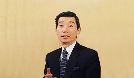 桂 榮二郎 代表取締役社長就任