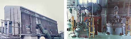 第二製造所を建て替え、原薬GMPの対応を整備